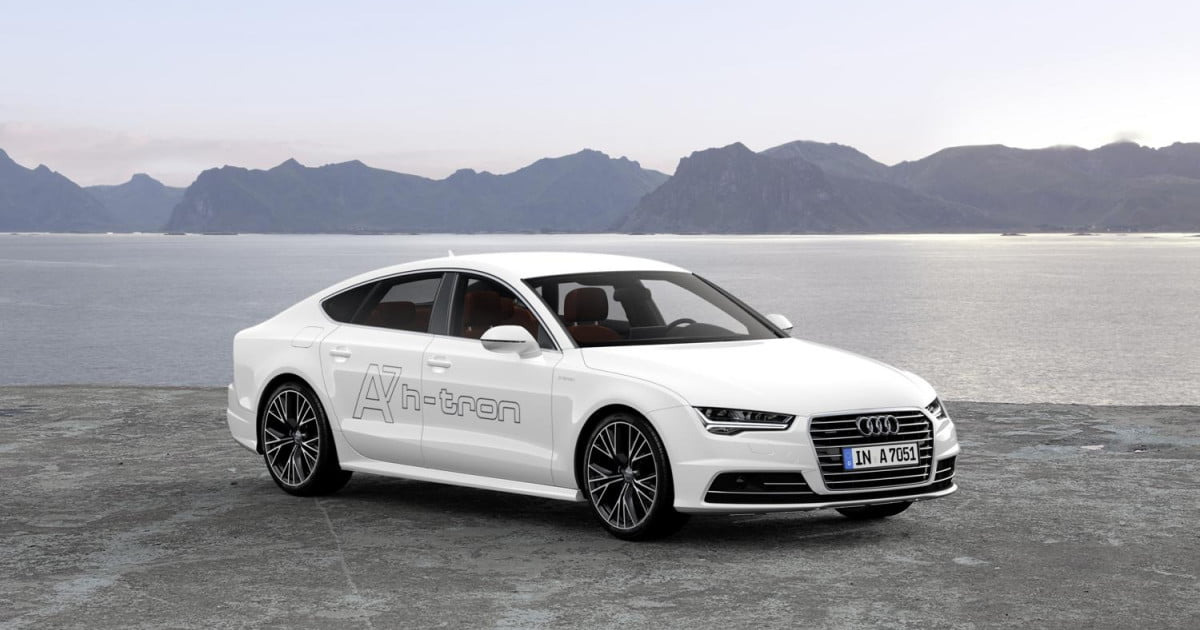 audi a7 h tron quattro performance specs and pictures digital trends. Black Bedroom Furniture Sets. Home Design Ideas
