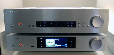 CXA80 integrated amp and CXN Network Player