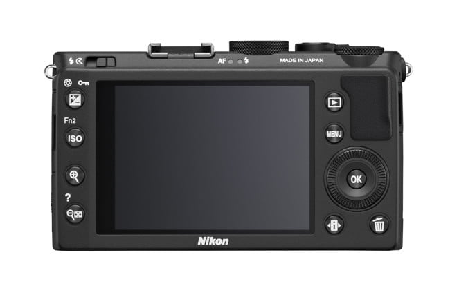 nikon coolpix march  announcements a bk back high
