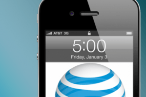 at&t iphone 4S