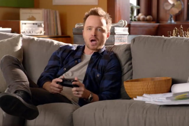 aaron paul xbox one ad accidentally powers peoples consoles