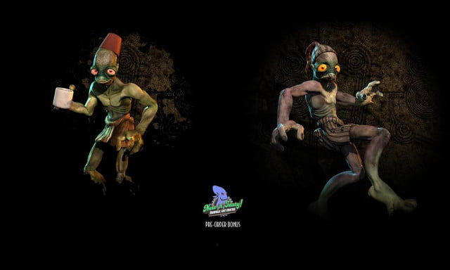 Abe's Oddysee Preorder