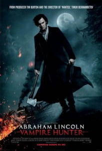 Abraham_Lincoln_-_Vampire_Hunter review