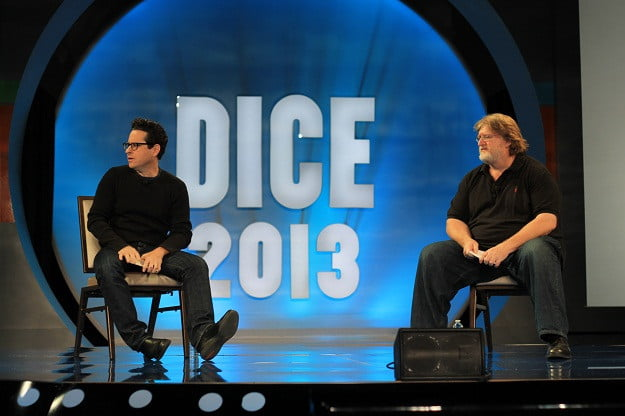 Abrams and Newell at DICE