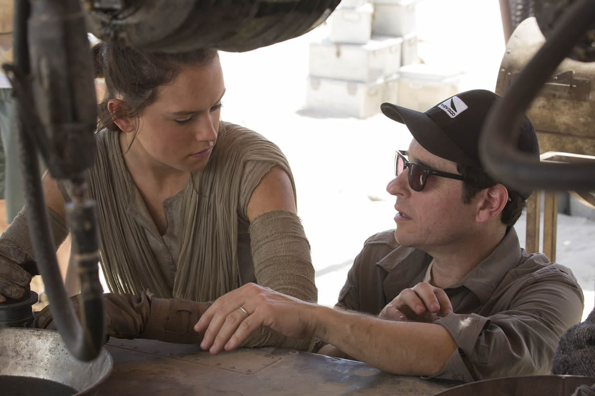 j abrams teams up with daisy ridley for supernatural drama
