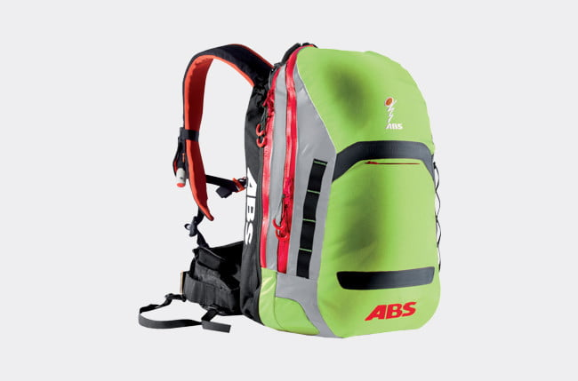 ABS Powder Airbag System