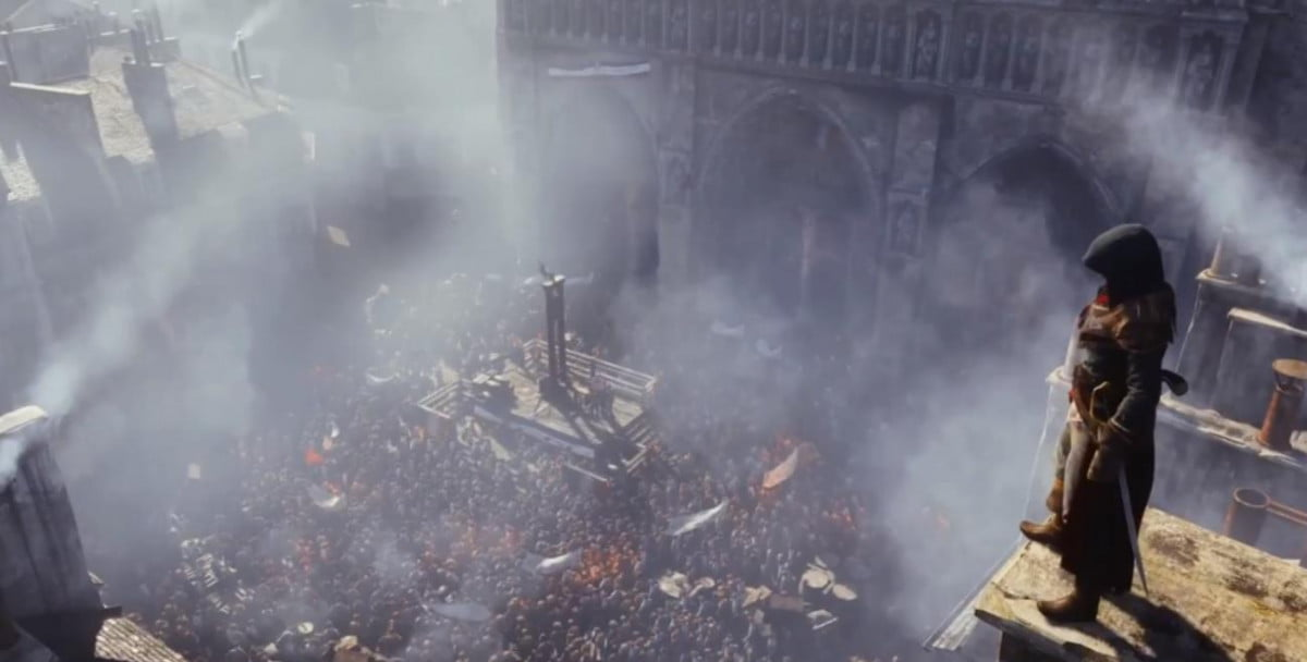 assassins creed unity confirmed set french revolution ac official