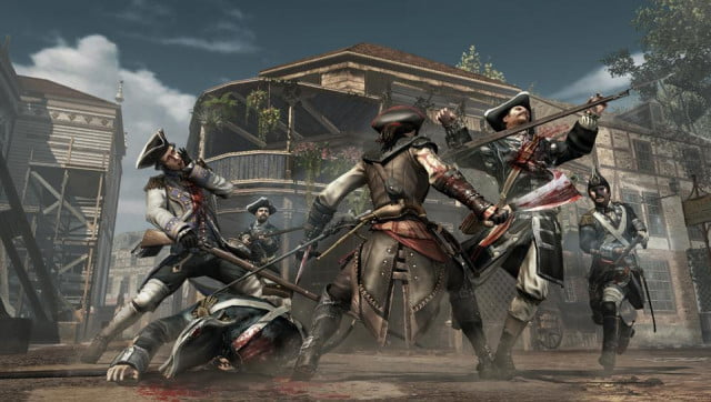 ubisoft announces assassins creed americas collection assassin s iii liberation