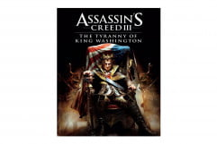 assassins creed  the tyranny of king washington part redemption review ac tkw cover art