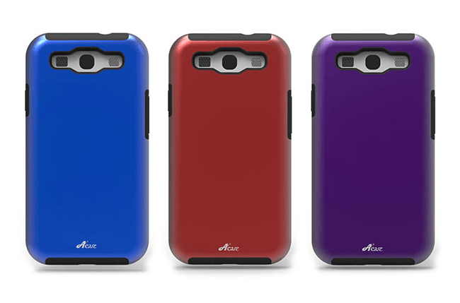 Acase Superleggera PRO Dual Layer Protection cases