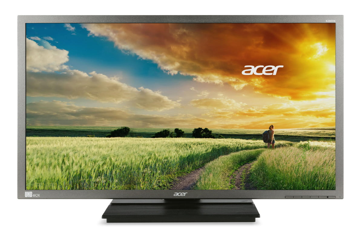 acer reveals b  hk inch k monitor specs price release date