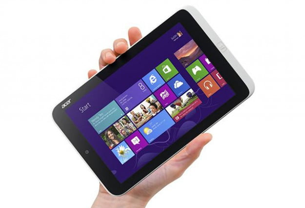 Acer 8-inch Windows 8 tablet