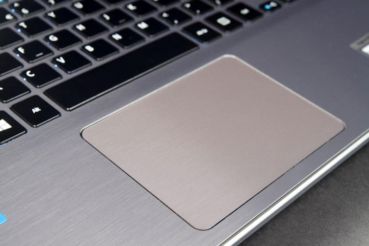 acer aspire m  p review trackpad macro