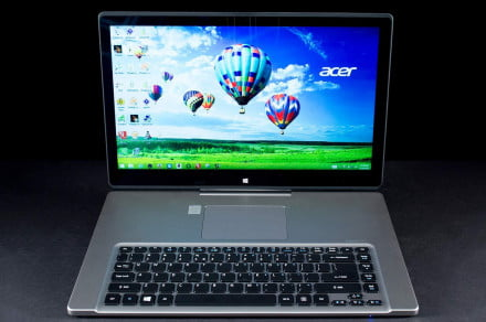 Acer Aspire R7 front