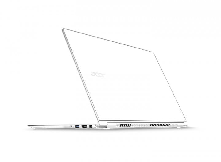 acer updates aspire s  ultrabooks with next gen processors touchscreens back