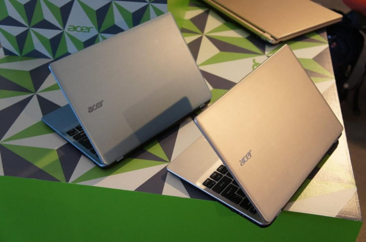 acer aspire v  refresh announces ultrabooks