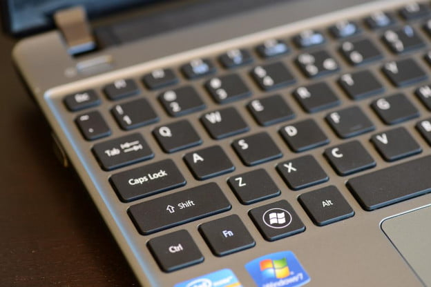 acer aspire v5 review laptop keyboard