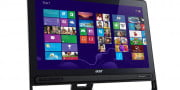 dell xps one  review acer aspire z press image
