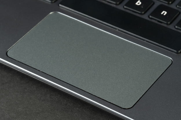 Acer C7 Chromebook Review touchpad