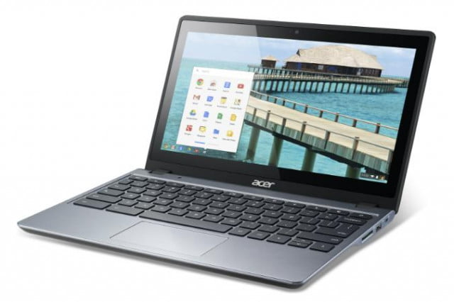 acer c  p chromebook price release date revealed unveiled touch lft
