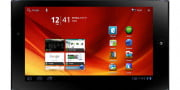 samsung galaxy tab review acer iconia a  horizontal screen