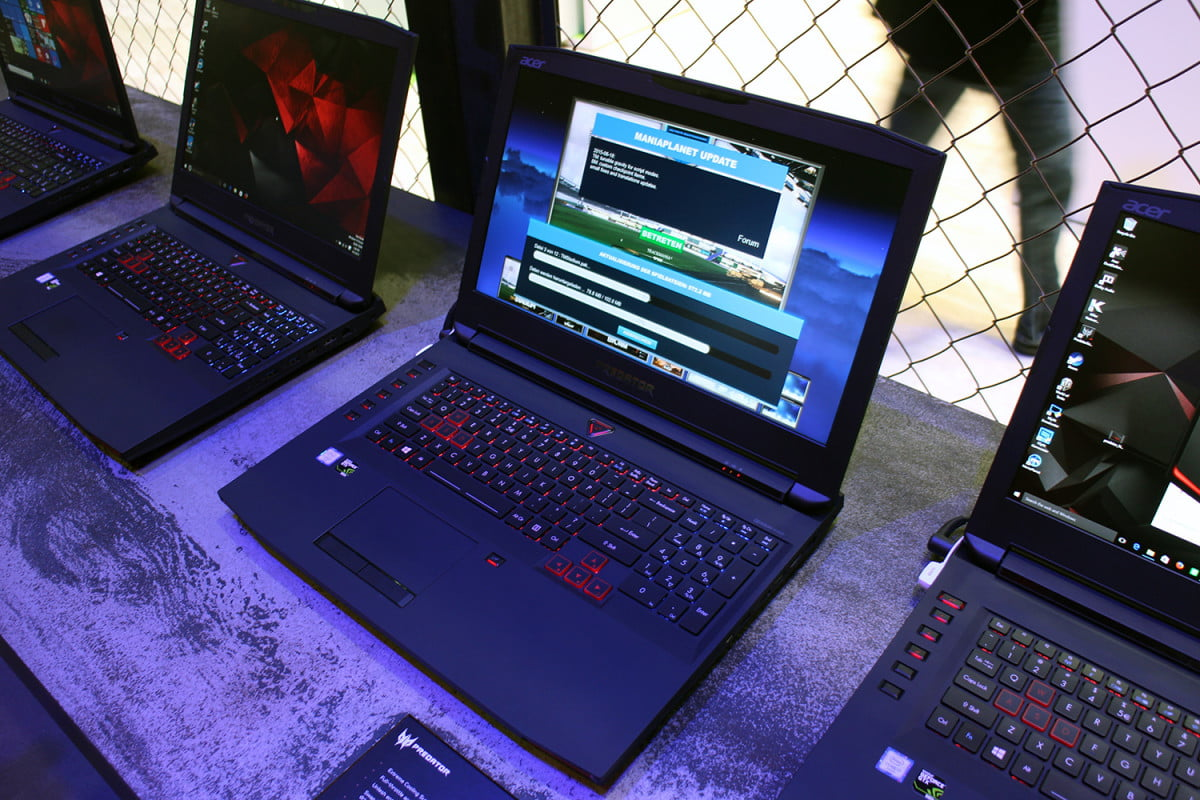 computing trends from ifa  acer predator