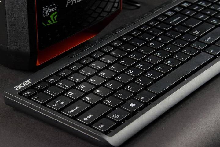 acer ag  ur review predator keyboard angle