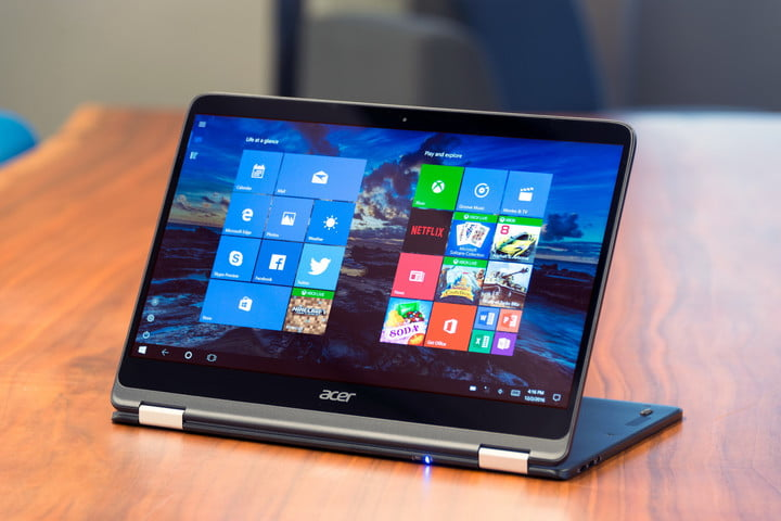 acer spin  review