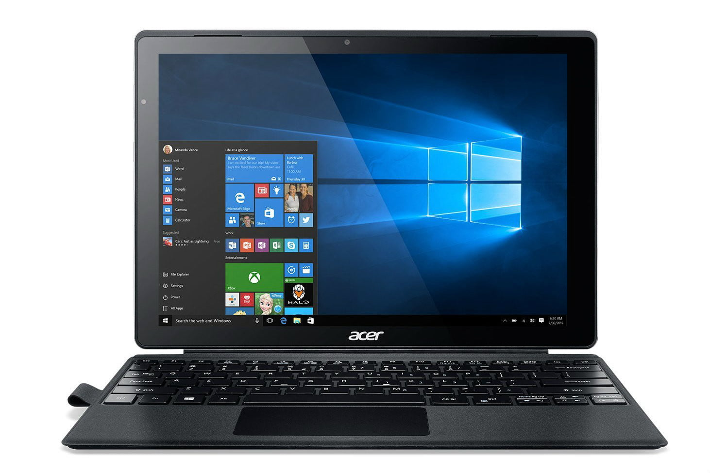 Acer Switch Alpha 12 2-in-1, 12-Inch QHD Touch