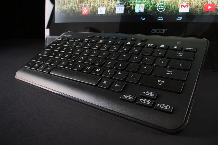 acer ta  hul review keyboard