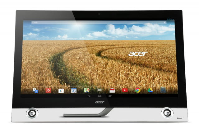acer reveals ta  hul inch android powered aio straight on