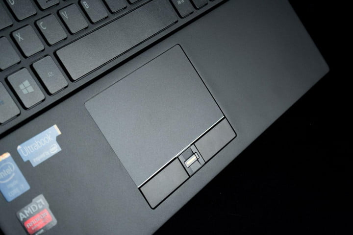 acer travelmate p  review trackpad macro