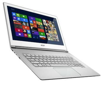 Acer Windows 8 Ultrabook