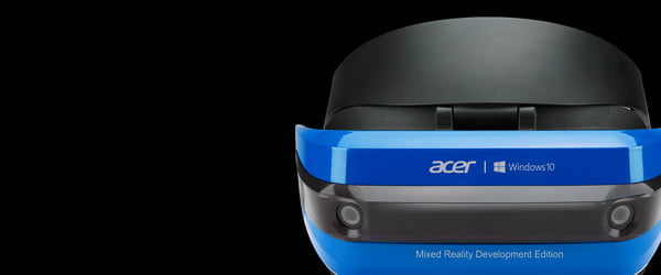 Acer's Windows Mixed Reality Headset is misnamed, but still pretty amazing