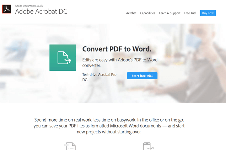 pdf converter to ms word free