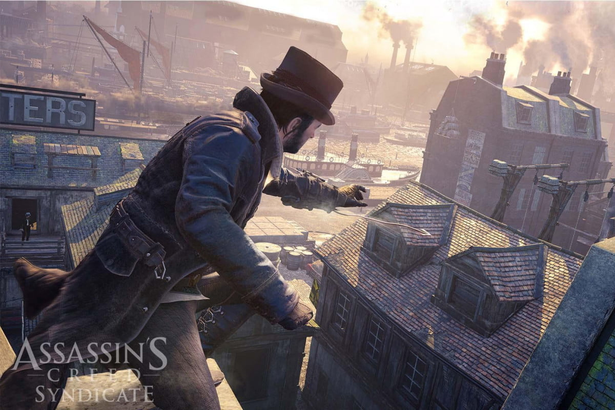 assassins creed syndicate announcement acsyndicaterevealheader