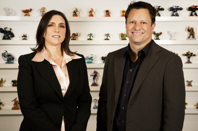 activision blizzard studios stacey sher nick van dyk