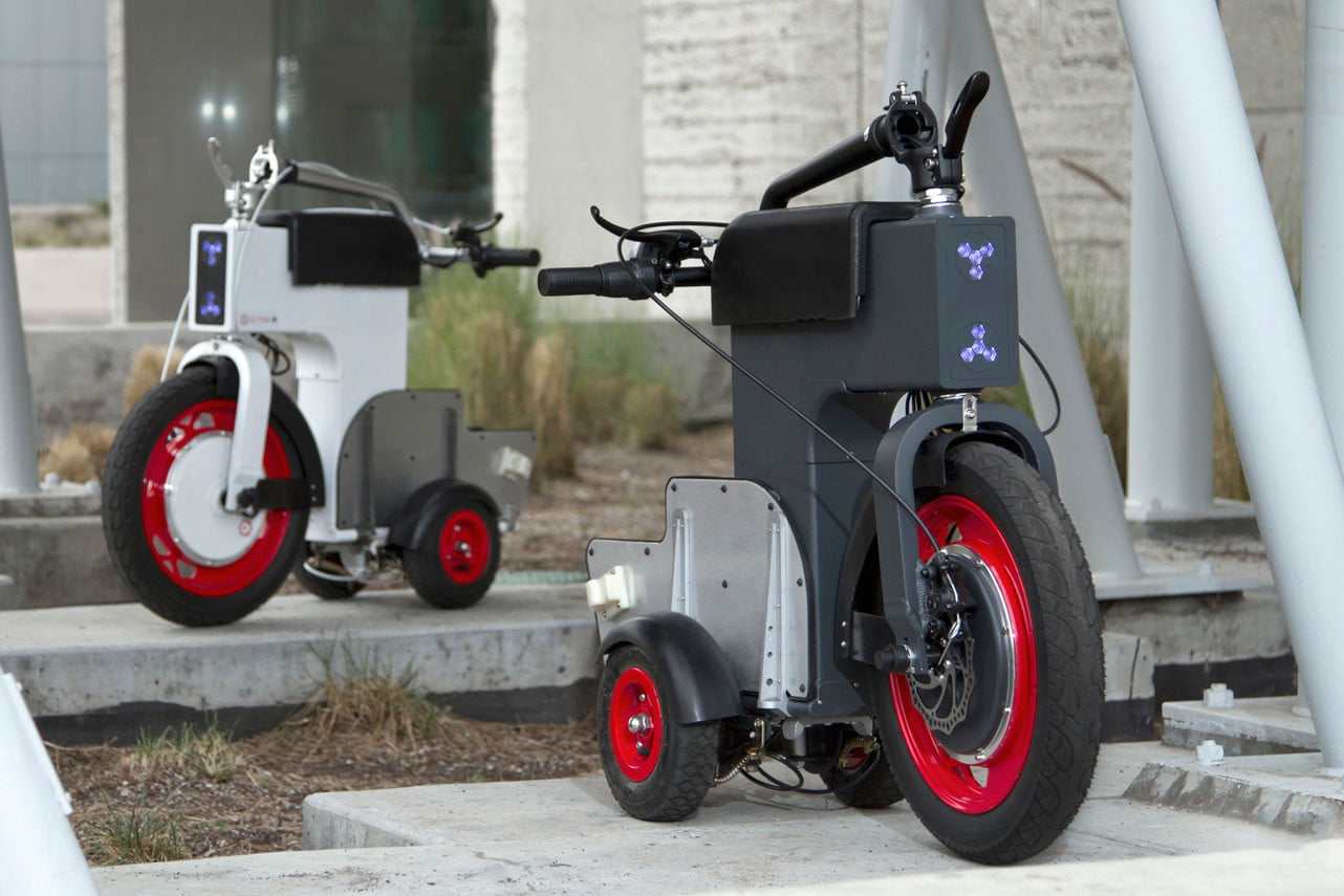 Electric Scooter With Seat >> The 7 Best Electric Scooters | Digital Trends
