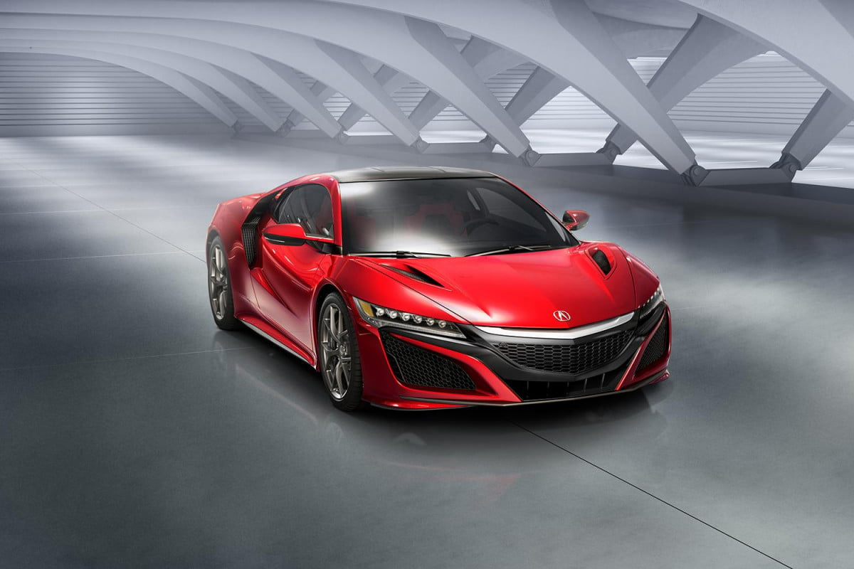 acura nsx type r in the works reveal das