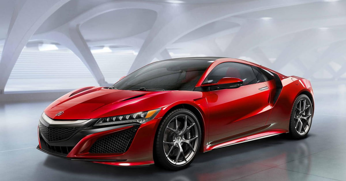 2016 Acura NSX | Official specs, pictures, and performance | Digital ...