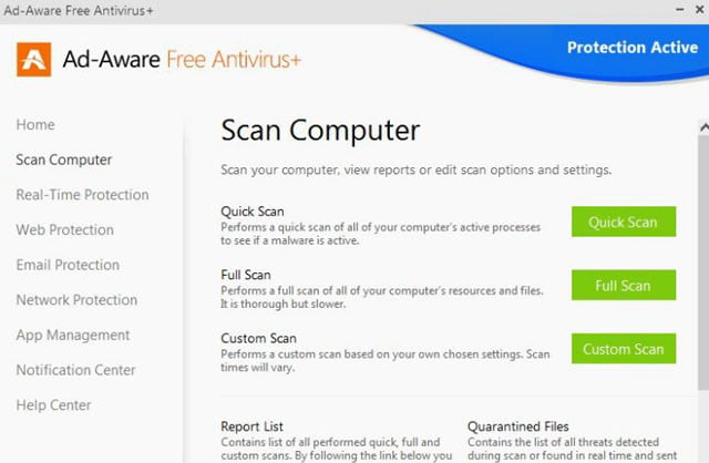 Ad-Aware Free Antivirus+ 2016