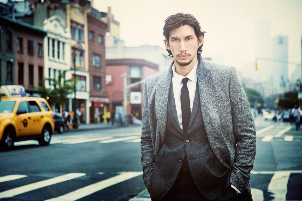 star wars episode vii may found villain adam driver  b