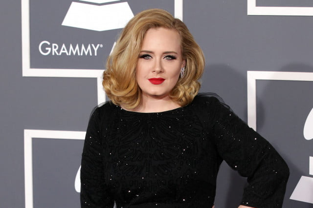 adele music streaming