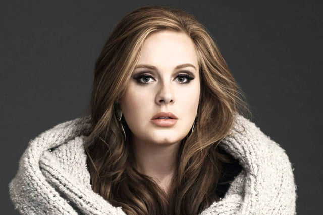 adele teases new material musician