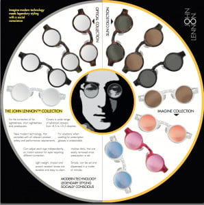 Adlens LENNON Colllection