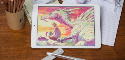 Best styli for artists: Adobe Ink & Slide
