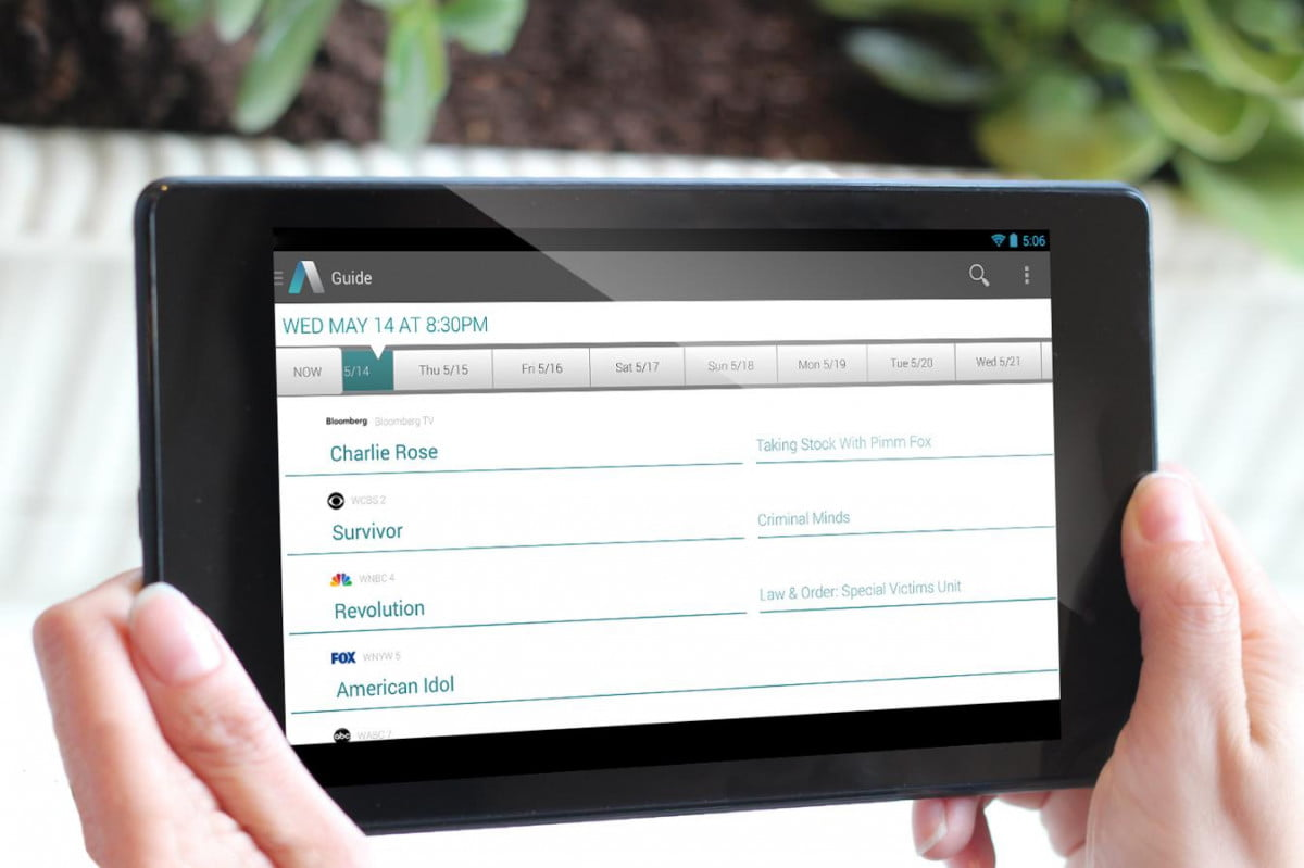aereo supreme court ruling android tablet