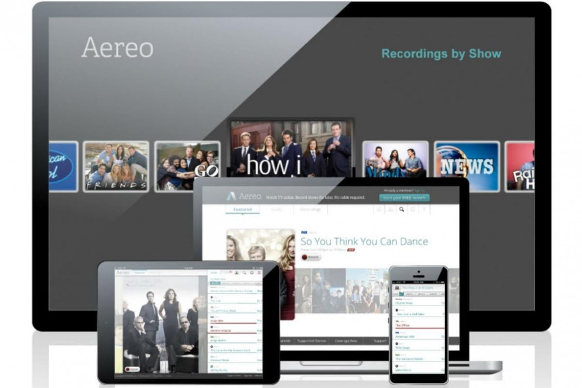 aereo officially suspends service supreme court decision devices