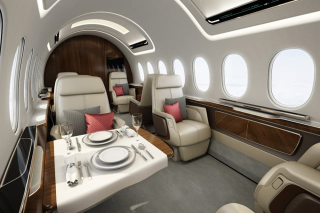 Preliminary cabin renderings of the AS2