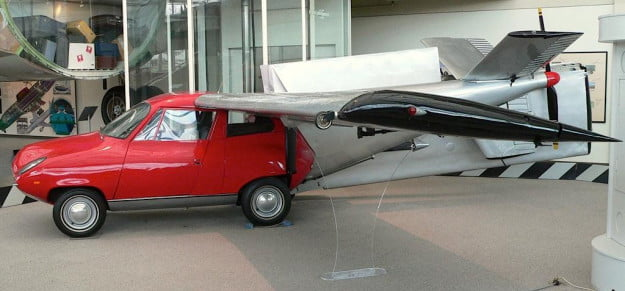 Taylor AeroCar (Seattle Museum of Flight)